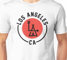 LA - Los Angeles [No background] Unisex T-Shirt
