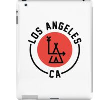 LA - Los Angeles [No background] iPad Case/Skin