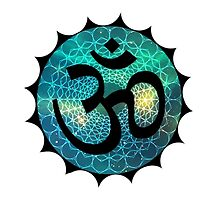 Sacred Om by DropBeart