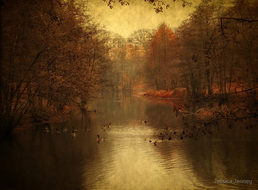 Geese by Jessica Jenney