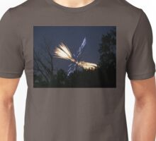 night fireworks Unisex T-Shirt