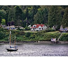 Peaceful Cove Photographic Print