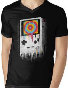 Gameboy Mens V-Neck T-Shirt