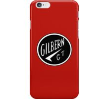 Classic Car Logos: Gilbern GT iPhone Case/Skin