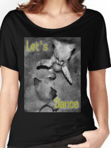 Let's Dance Women's Relaxed Fit T-Shirt
