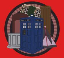 The Forgotten TARDISes Baby Tee
