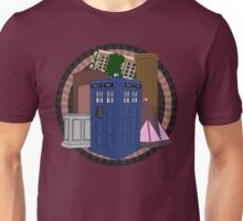 The Forgotten TARDISes Unisex T-Shirt