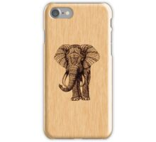 Elephant Tribal Case iPhone Case/Skin