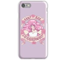 You Are Extraordinary iPhone Case/Skin