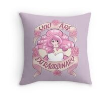 You Are Extraordinary Throw Pillow
