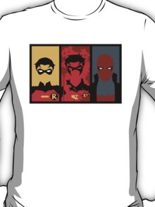 Red Hood Evolution T-Shirt