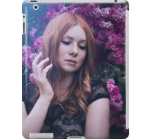 floral beauty iPad Case/Skin