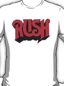 Red Rush Logo T-Shirt