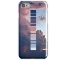 Palettes - three iPhone Case/Skin