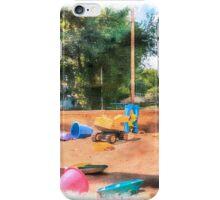 Sandbox at Emerson iPhone Case/Skin