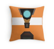 Claptrap Throw Pillow
