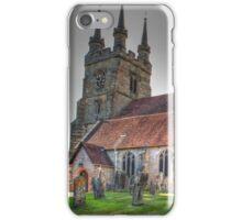 St John The Baptist Penshurst. iPhone Case/Skin