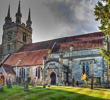 St John The Baptist Penshurst. by Dave Godden