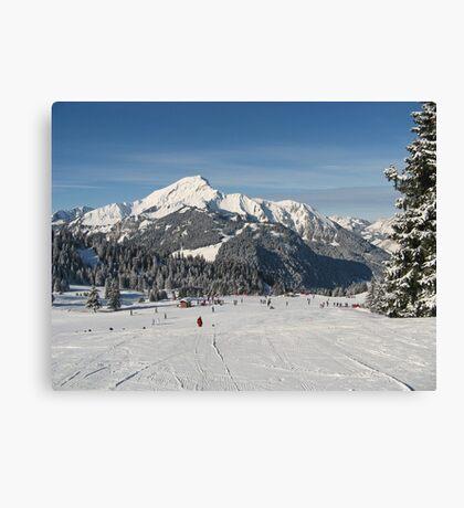 Alps 1 Canvas Print