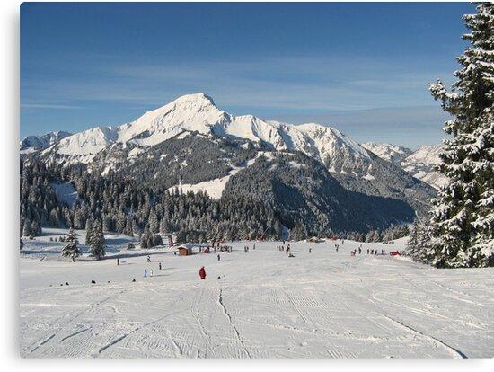 Alps 1 by Jeanne Horak-Druiff