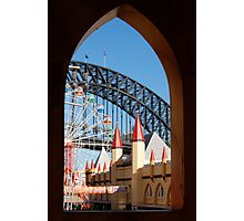 magical playland Photographic Print