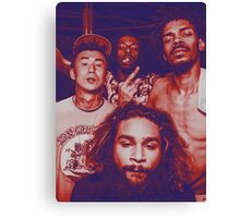 Flat Team - Flatbush Zombies Canvas Print