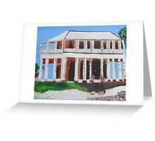 Glengallon Homestead Greeting Card