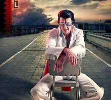 Bad Elvis by Ben Ryan