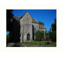 St Martins On The Walls, Wareham Art Print