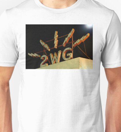 2 wagga wagga.  1152 kHz AM Unisex T-Shirt