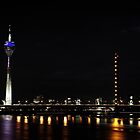 Rheinturm Nights by Andy F