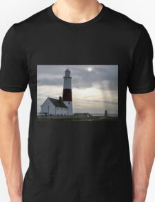 Portland Lighthouse, Dorset UK T-Shirt