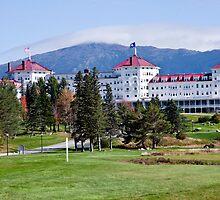 Omni Mount Washington Inn by phil decocco