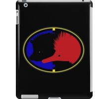 Sonic & Knuckles: Fo' Real iPad Case/Skin