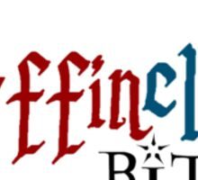 Harry Potter 'Gryffinclaw' Sticker