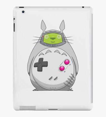 Game Boy Totoro iPad Case/Skin