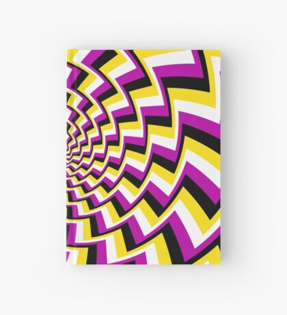 UNSPIRAL Hardcover Journal