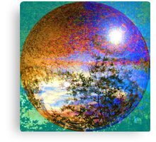 Global Dream Canvas Print