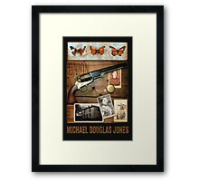 UNION ~ The Show Poster Framed Print