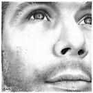 Self Portrait 02 by Simon Aberle