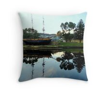 Tourist Attraction in Albany, Western Australia.  Throw Pillow