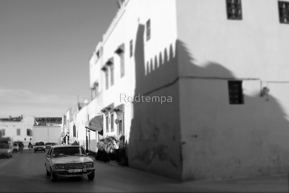 OLD TOWN STREETS by Redtempa