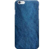 Jean Blue iPhone Case/Skin