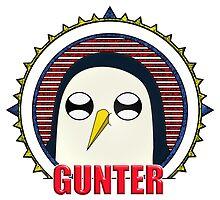 Gunter by TonyLucazzy