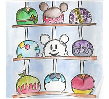 Caramel Apples Poster
