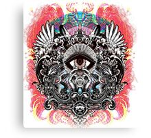 Mars Volta mystic eye Canvas Print