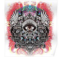 Mars Volta mystic eye Poster