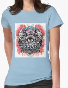 Mars Volta mystic eye Womens Fitted T-Shirt