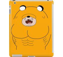 Jake Suit - Adventure Time iPad Case/Skin