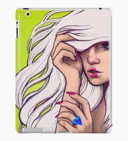 wind - summer breeze  iPad Case/Skin